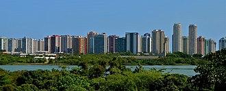 Barra da Tijuca - Jardim Oceânico