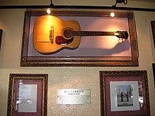 La prima chitarra di Syd Barrett