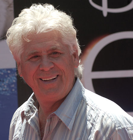 Bostwick at the premiere for Earth in April 2009 BarryBostwickApr09.jpg