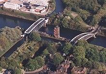 Barton Swing Aqueduct Wikipedia