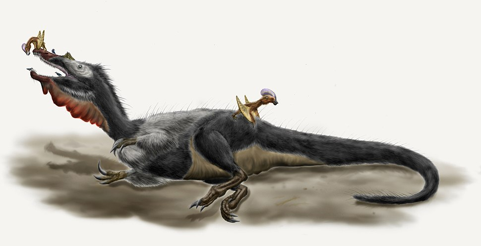Baryonyx by durbed