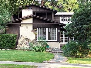 National Register of Historic Places listings in Pasadena, California - Image: Batchelderhouse 2