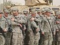 Battery B, 1 206th FA Patching Ceremony, Taji Iraq.jpg