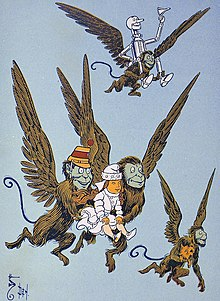 Winged Monkeys Wikipedia