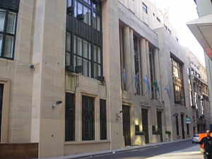 Bank of the Province of Buenos Aires - Image: Bco Pronvicia BA020