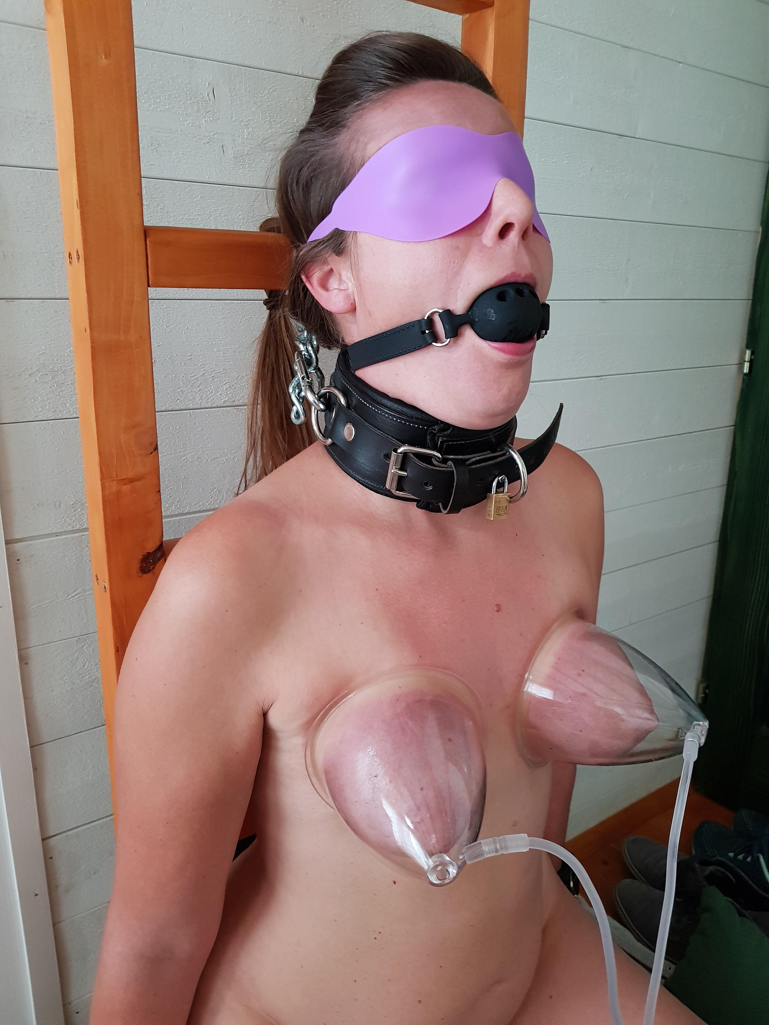 xhamster nipple vacuum bondage