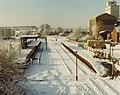 Bedford St. Johns railway station, 1981 (geograph 3386010).jpg