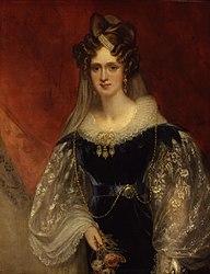 William Beechey: Queen Adelaide (Princess Adelaide of Saxe-Meiningen)