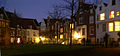 Beguinage of Amsterdam by night.JPG