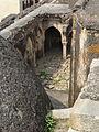 Begumpuri Masjid Broken roof (3010290524).jpg