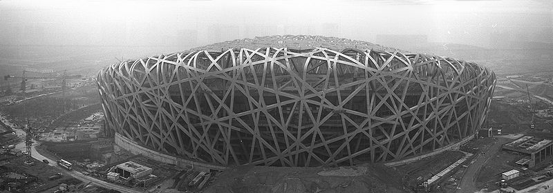Ai Weiwei, Beijing National Stadium, Bird's Nest