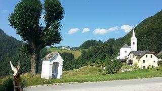 Bele Vode, Šoštanj Place in Styria, Slovenia