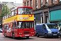 Belfast City Tour bus, Belfast, July 2010 (01).JPG