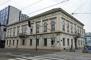Belgrade City Library Public library in Belgrade, Serbia
