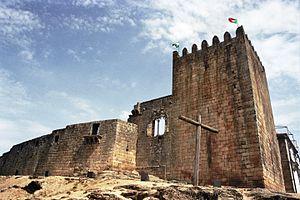 Belmonte, Portugal - Belmonte Castle