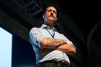 Ben Hammersley - Ben Hammersley, August 2010
