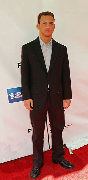 Ben Savage - Savage in April 2007