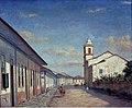 Benedito Calixto de Jesus - Rua da Constituição, 1862 (Rua Florêncio de Abreu), Acervo do Museu Paulista da USP.jpg