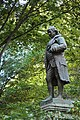 Benjamin Franklin, Old Town Hall, Boston. - panoramio.jpg