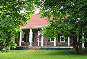 Benjamin P. Westervelt House