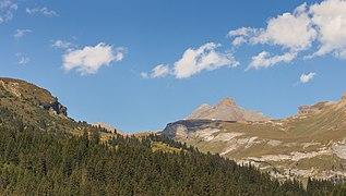 Bergweg tussen Andiast, Ladinas en Breil-Brigels (actm) 10.jpg