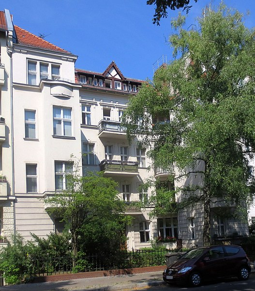 file berlin schoeneberg rubensstrasse 58 wikimedia commons. Black Bedroom Furniture Sets. Home Design Ideas