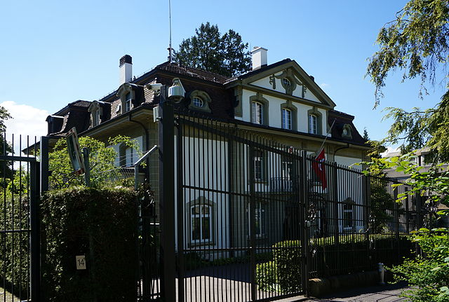 Посольство Турции отрицает ведение шпионажа за своими гражданами на территории Швейцарии