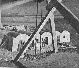 Three lookouts - Beit Eshel
