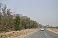 Bethuadahari Wildlife Sanctuary Area - Indian National Highway 34 - Nadia 2013-03-23 7077.JPG