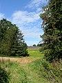 Between fields near Aconbury - geograph.org.uk - 1469033.jpg