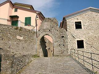 Comune in Liguria, Italy