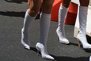 White Heels Adelaide Grand Prix à Adélaïde, So...