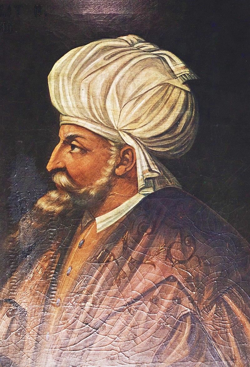 La Dinastía Otomana 800px-Beyazid_II