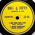 Big 4 Hits 110 A - HereComesSantaClaus-WinterWonderland.JPG
