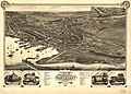 Bird's eye view of the town of Nantucket in the State of Massachusetts. 1881. LOC 75694593.jpg