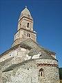 Biserica Sf. Nicolae, Densuș, Hunedoara - Turla 01.JPG