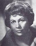 Biserka Cveji? in 1966
