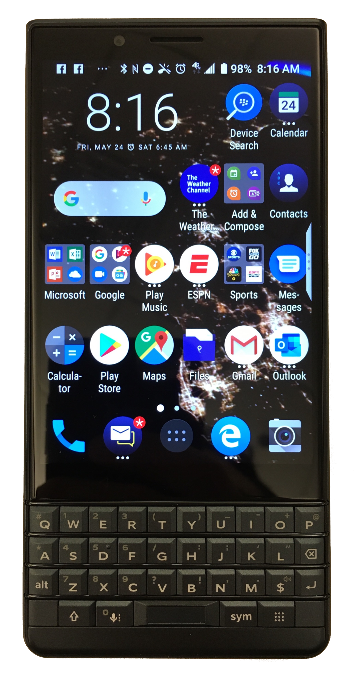 BlackBerry Key2 - Wikipedia