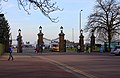 Blackheath Gate out of Greenwich Park - geograph.org.uk - 2337865.jpg