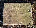 Bladon, Oxfordshire - St Martin's Church - churchyard, grave of Ernest Frederick Tompkins.jpg