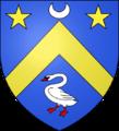 Blason famille fr Loyac de la Bachellerie.png