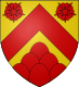 Coat of arms of Pouy-Roquelaure
