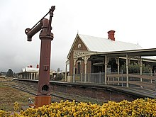 Blayney–Demondrille railway line - WikiVisually