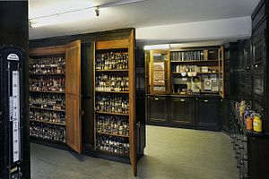 Dye - Historical collection of over 10,000 dyes at Technical University Dresden, Germany