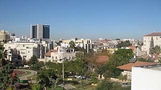 Bnei Brak Place in Israel