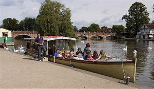 Boat Trips at Stratford On Avon - Flickr - mick - Lumix.jpg