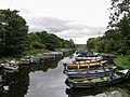 Boats - Near Ross Castle, Lough Leane, Killarney National Park, Ireland - August 15, 2008 - panoramio.jpg