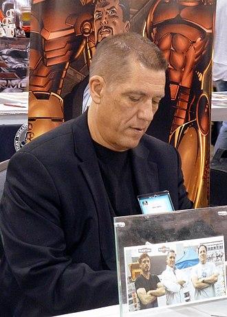 Bob Layton - Layton in 2013