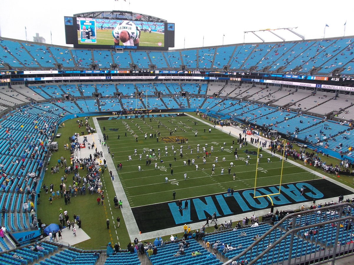 where is carolina panthers stadium
