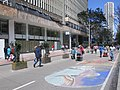 Bogotá carrera 7 calle 22, peatonal.JPG